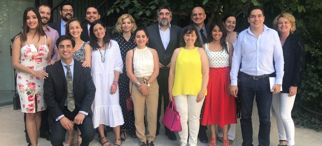 El delegado de Gobierno en Madrid realiza la conferencia de clausura del Máster en Gobierno y Administración Pública del IUIOG