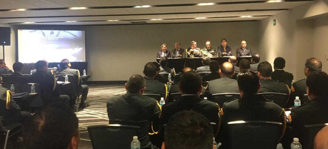 """Se inauguró en la ciudad de México el Programa """"Estrategias de Seguridad Pública"""""""
