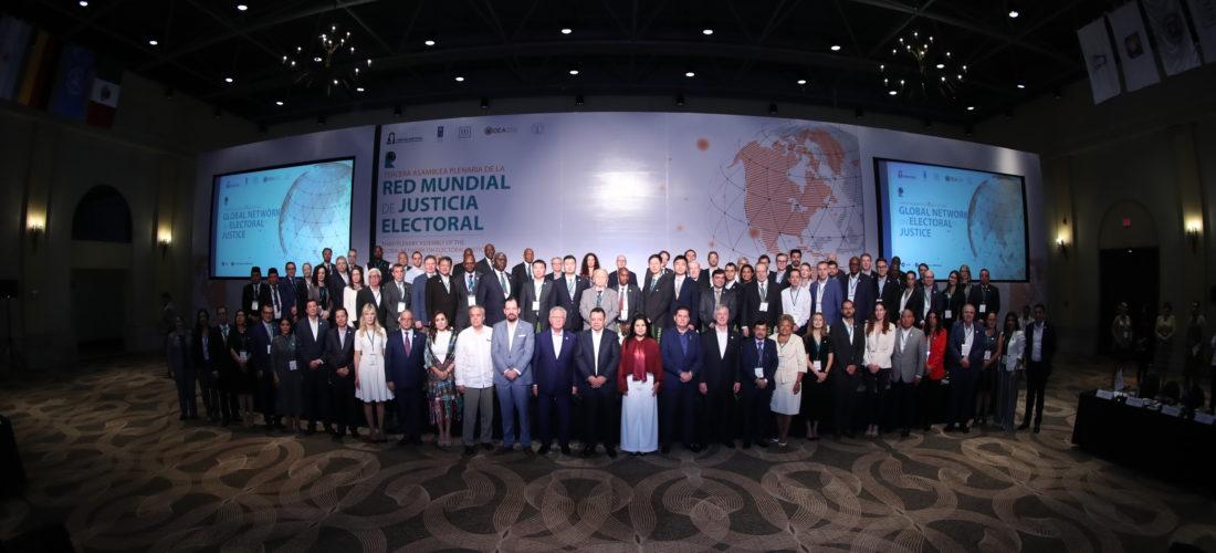 El Instituto Universitario de Investigación Ortega y Gasset se integra a la Red Mundial de Justicia Electoral