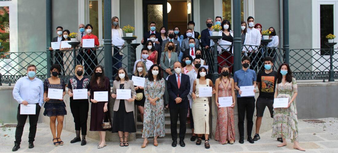 El IUIOG clausura un curso académico 2020-2021 con el éxito de los alumnos y alumnas frente a la pandemia